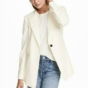 NWT H&M Long Jacket